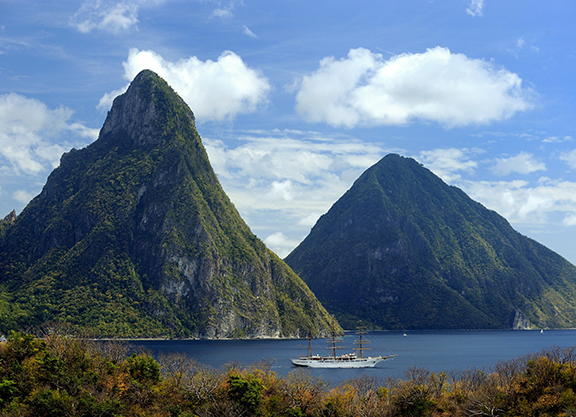 Pitons Cup Announced for Saint Lucia