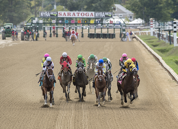 In an Unusual Year, Some Things Stay the Same at Saratoga