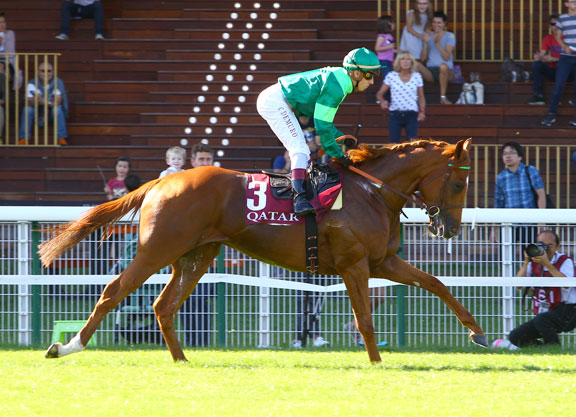 Rouget Duo in Good Form for Arc