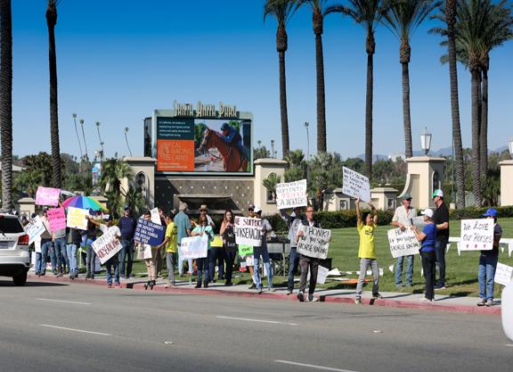 Santa Anita: Racetrack Community Unites to Reshape Narrative