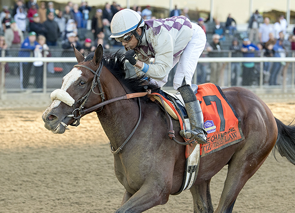 Taking Stock: Constitution is New Star for WinStar