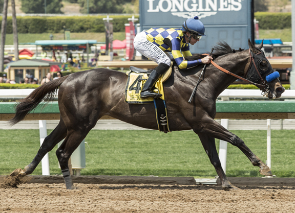 Thursday's Racing Insights: Lieblongs Debut Expensive Strong Mandate