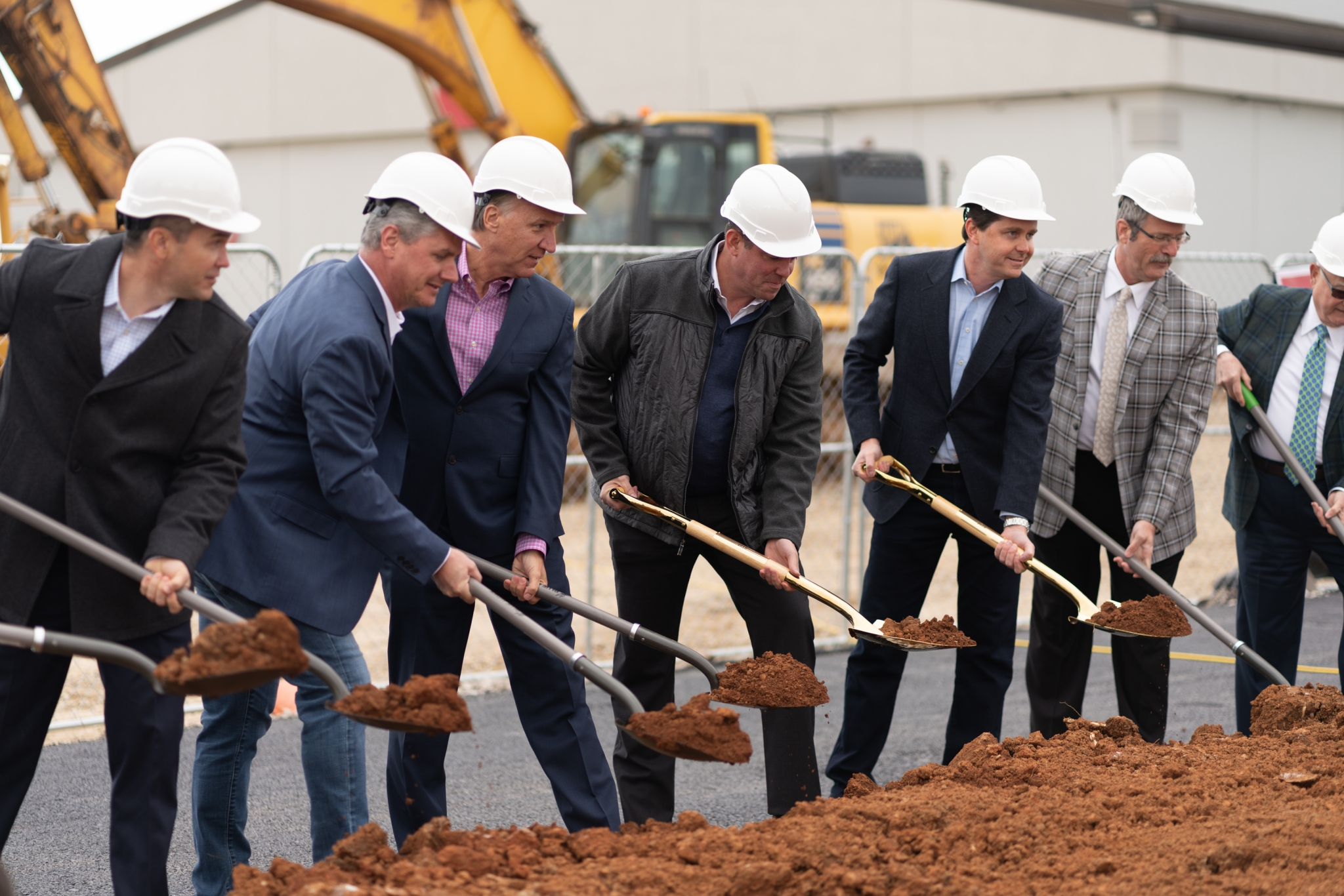 Ky Downs Breaks Ground in Phase I of Expansion