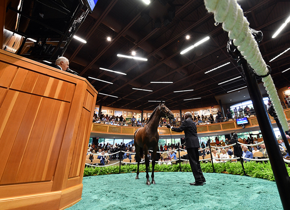 Fasig Tipton To Offer Online Bidding At All Future Auctions