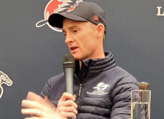 Purton Believes Aethero Is Worth the 'Weight'