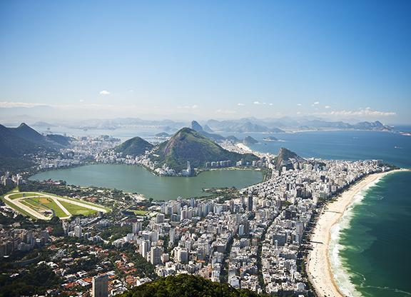 Racing in Rio