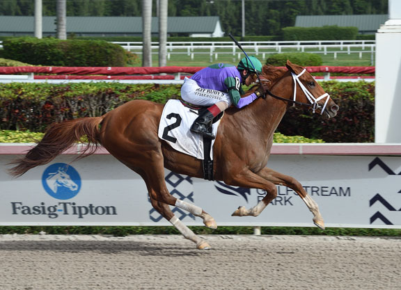 Curlin's Spice is Nice Returns to Winning Ways