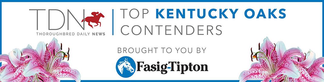 TDN Kentucky Oaks Contenders