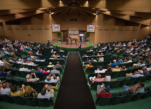 Keeneland Launches Digital Sales Ring; Online Select Horses of Racing Age Sale Set for June 23