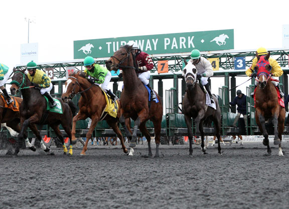 Churchill Downs to Invest $5.6M in New Tapeta Synthetic Track at Turfway