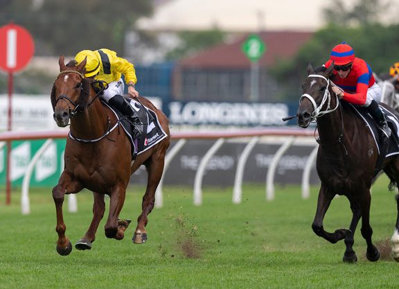 Marquand Rides Group 3 Double Down Under