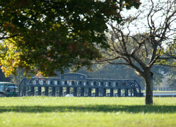 KHRC Race Dates Committee Approves Keeneland Summer Dates