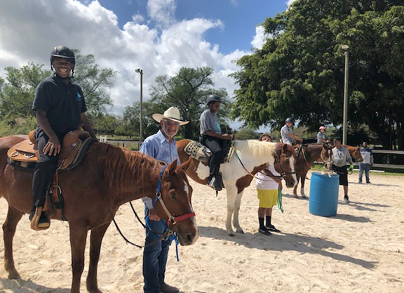 Therapeutic Horseback Riding Nonprofit Creates 'Save Our Stables' Emergency Relief Fund
