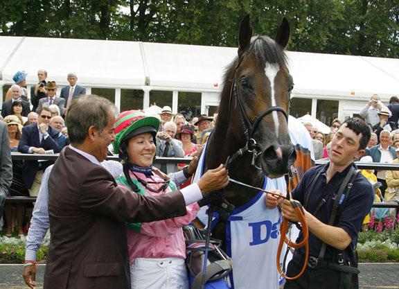 Jockeys In Lockdown: Hayley Turner