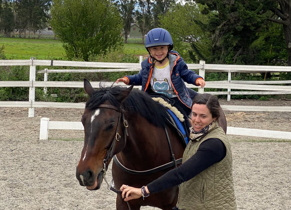 On Aftercare: Square Peg Pairs Children On Autism Spectrum With Off-Track Thoroughbreds