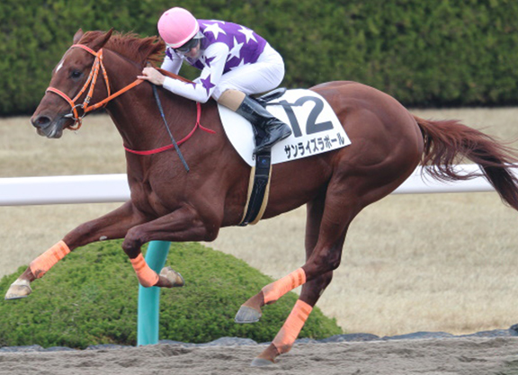 Notable US-Bred & -Sired Runners in Japan: May 30, 2020