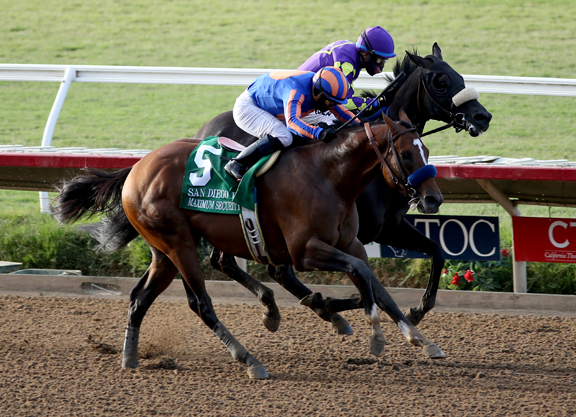 Maximum Security's Return Doesn't Answer Many Questions