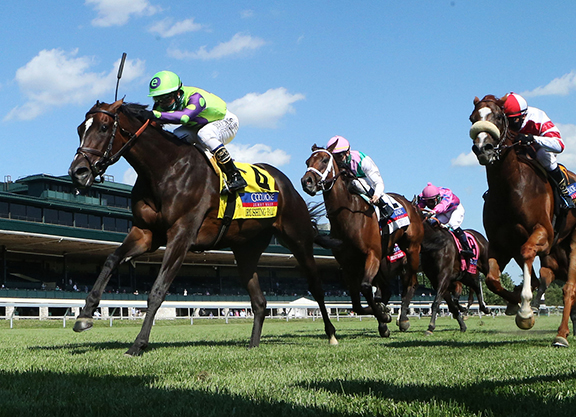 Rushing Fall Shatters Course Record in Jenny Wiley Repeat