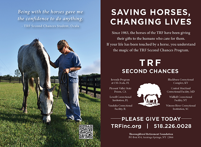 TRF Second Chances – 4-20-21