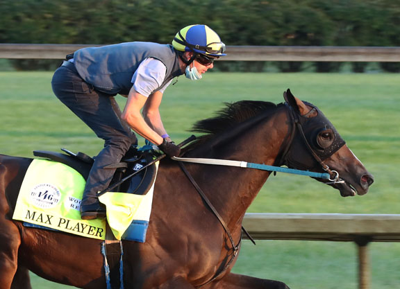 Max Player to Preakness
