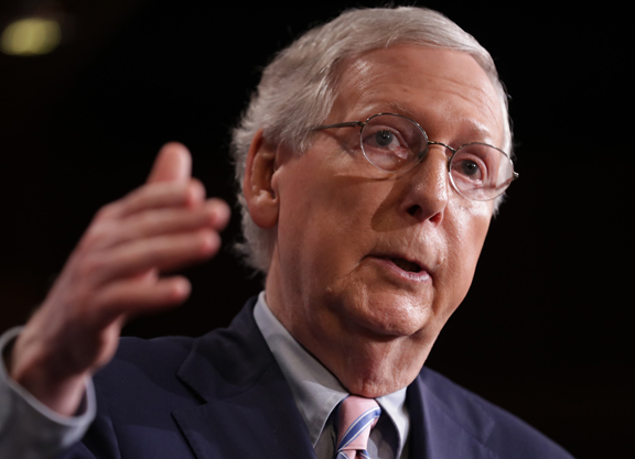 McConnell Introduces Horseracing Integrity and Safety Act in U.S. Senate