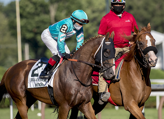 Whitmore Seeks Second Forego Score