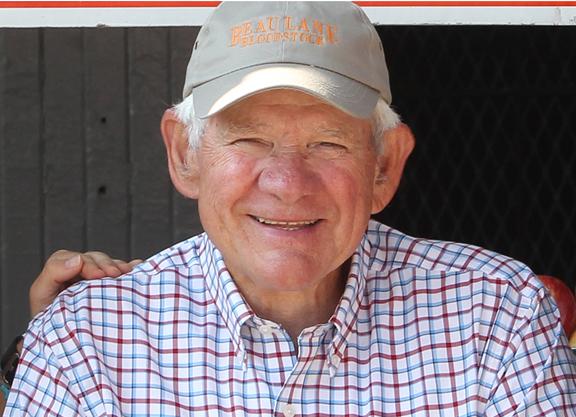Veteran Horseman Beau Lane Still Pursuing a Dream
