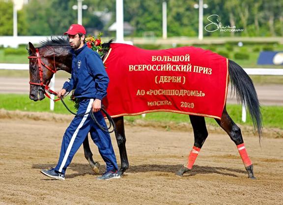 Keeneland Grads Making Presence Felt in Russia