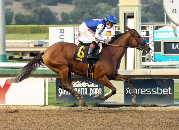 Filly on a Mission: Daughter of Into Mischief Garners Rising Stardom for Baffert