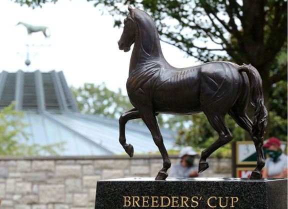 2021 Breeders' Cup Challenge Series Unveiled