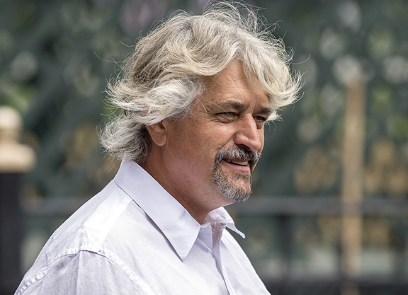 Asmussen Honored with KY Thoroughbred Owners' Warner Jones Horseman of the Year Award