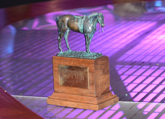 Eclipse Awards Ceremony to be Virtual in 2021