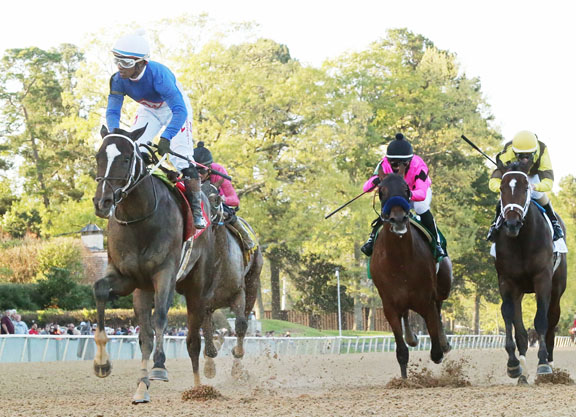 Dialed In's Super Stock Upsets the Arkansas Derby