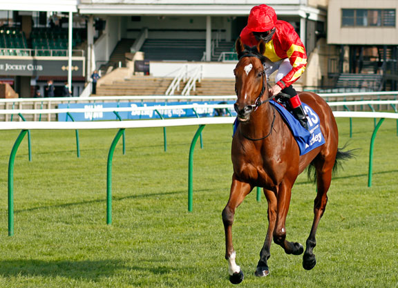 Thunder Moon Heads Straight to The Guineas