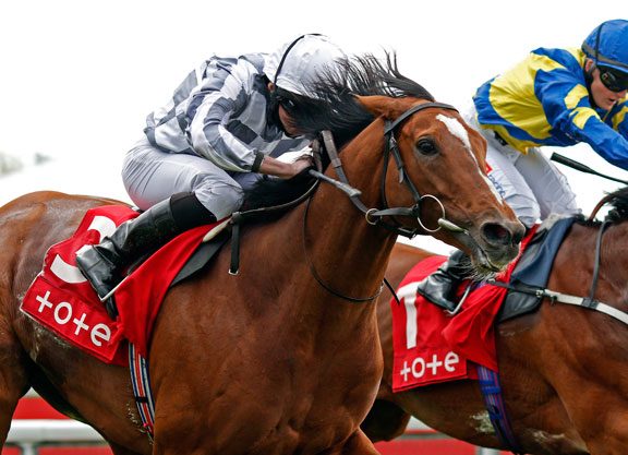 Galileo's Japan On Top In the Ormonde