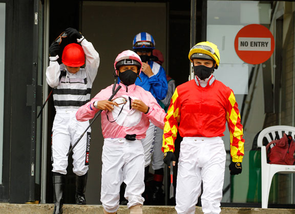 Saliva Testing Trial Under Way at UK Racecourses