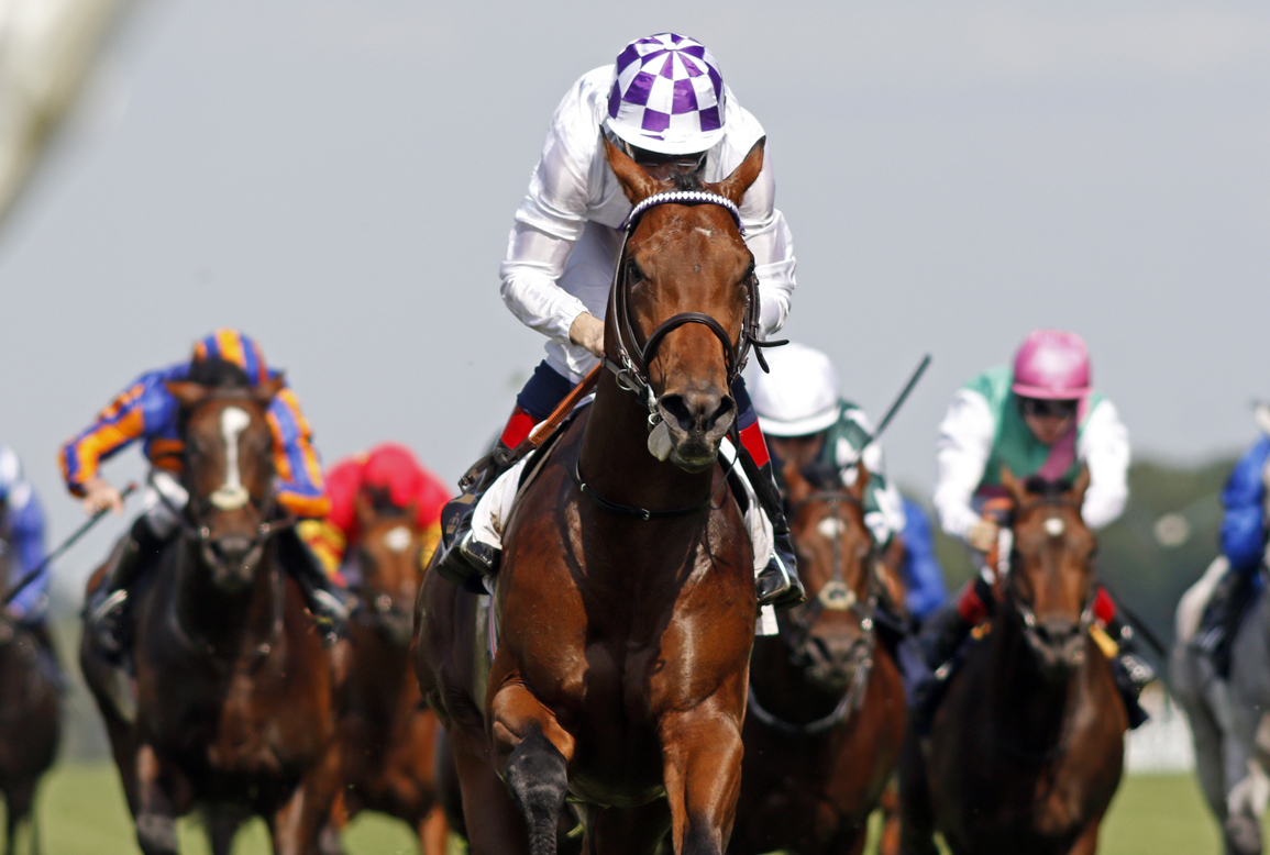 Dawn Approach's Poetic Flare Dominant In the St James's Palace