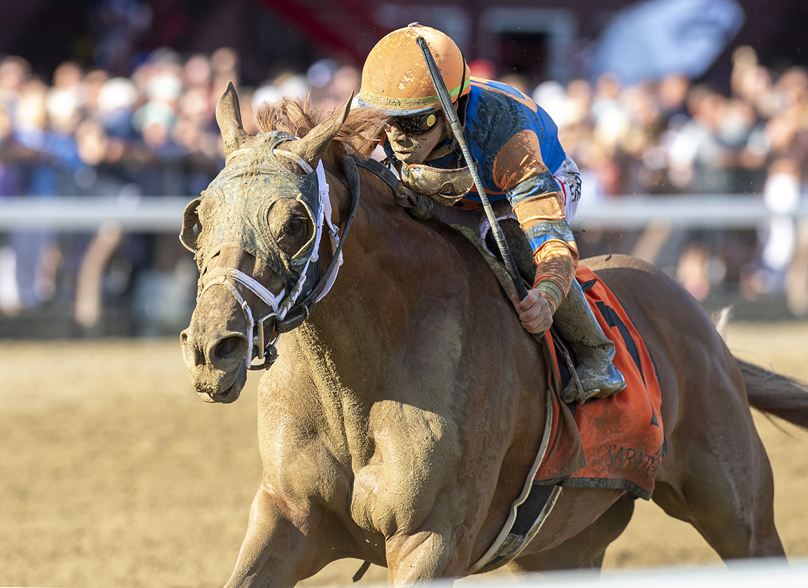 Dynamic One Upsets the Curlin