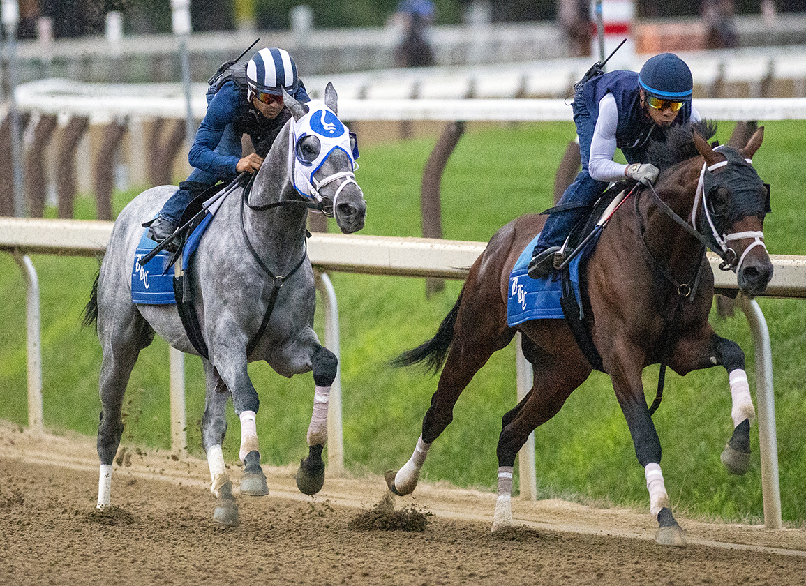 Spa Notebook: Essential Quality Tunes Up for Jim Dandy