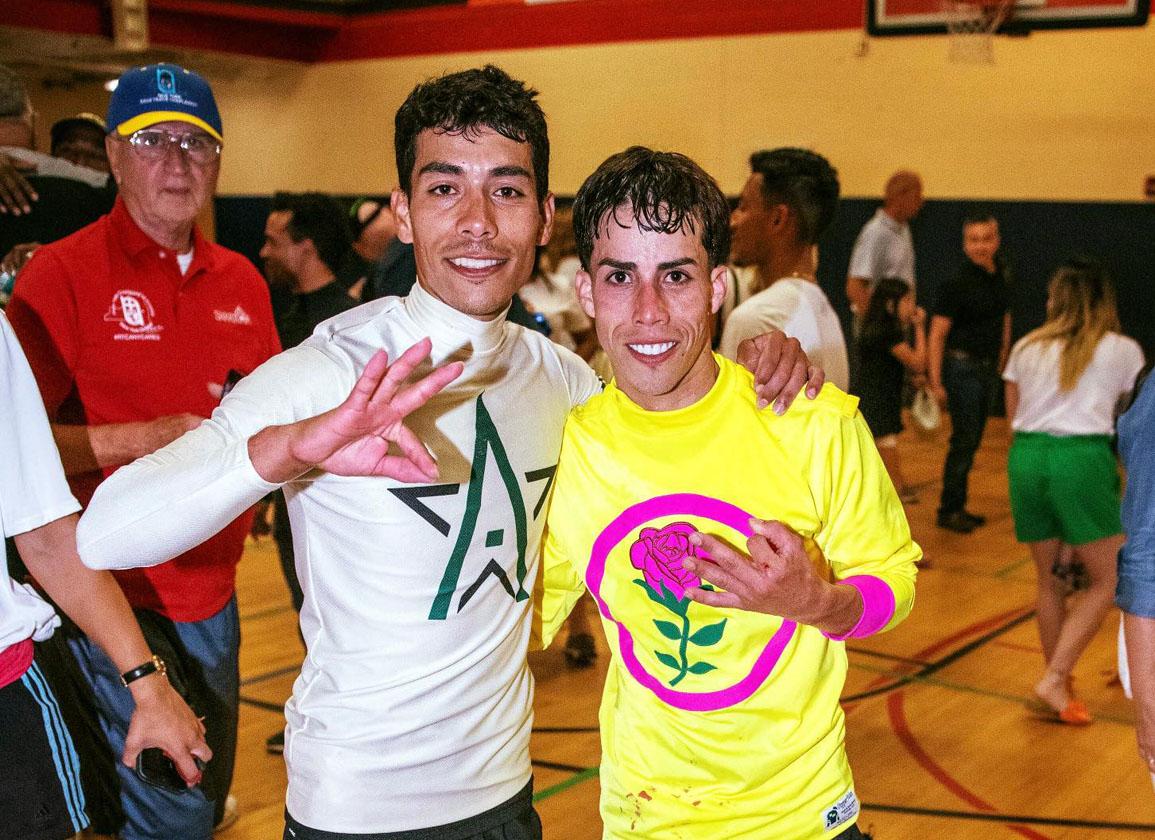 Jockey Basketball Game for Charity Returns to the Spa