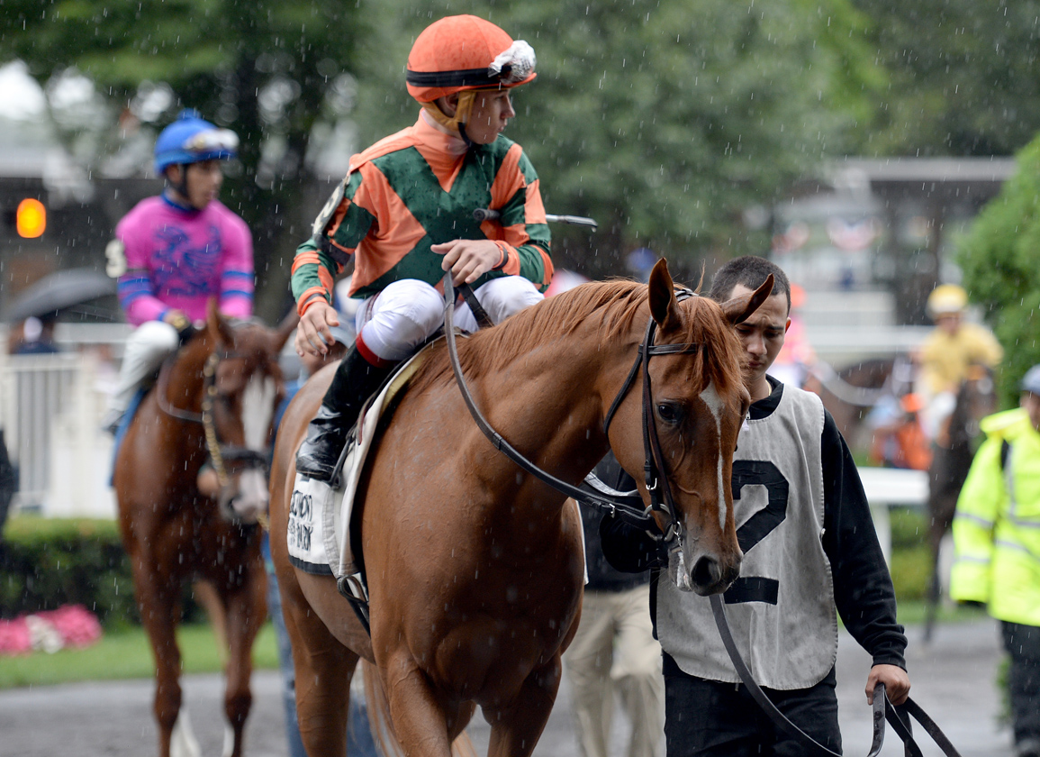 Notable US-Bred and -Sired Runners in Japan: Aug. 7-8, 2021