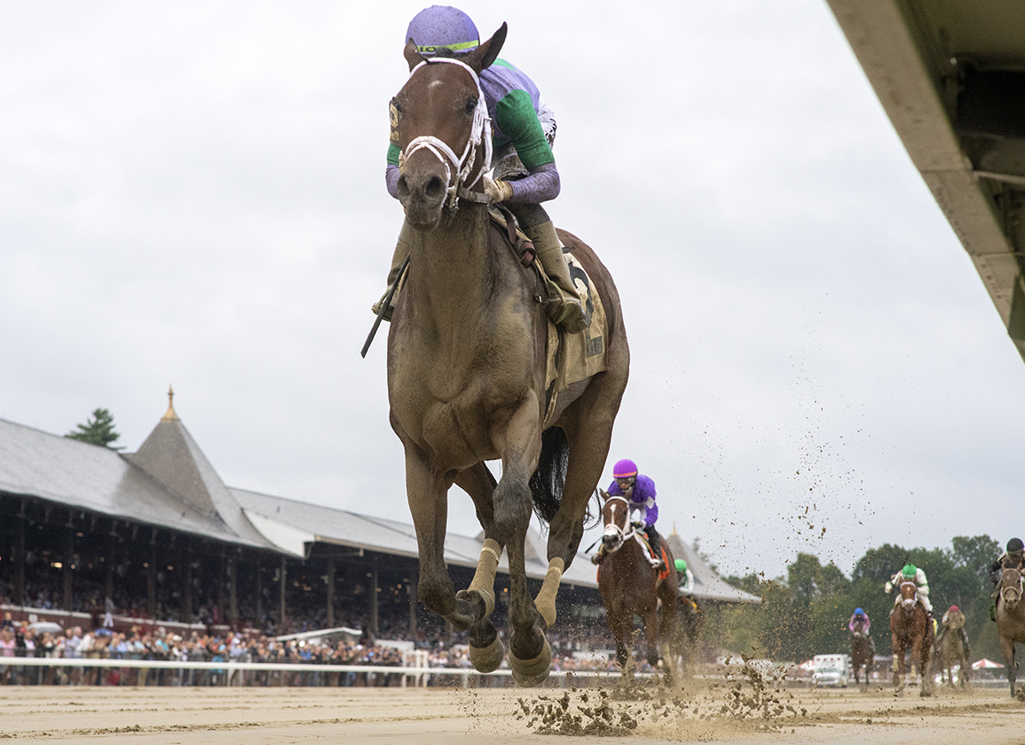 New Rising Star for Classic Empire at the Spa
