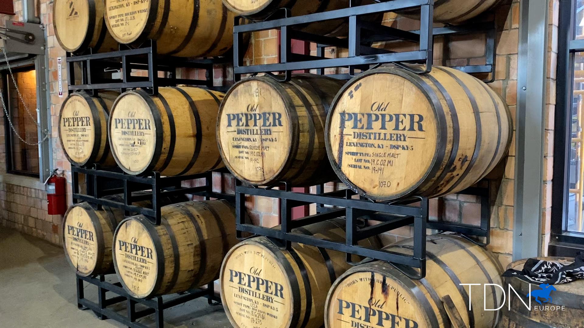 Destination Lexington: The Distillery District
