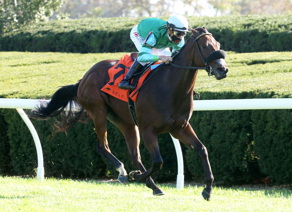 Averly Jane Rockets to Indian Summer Win