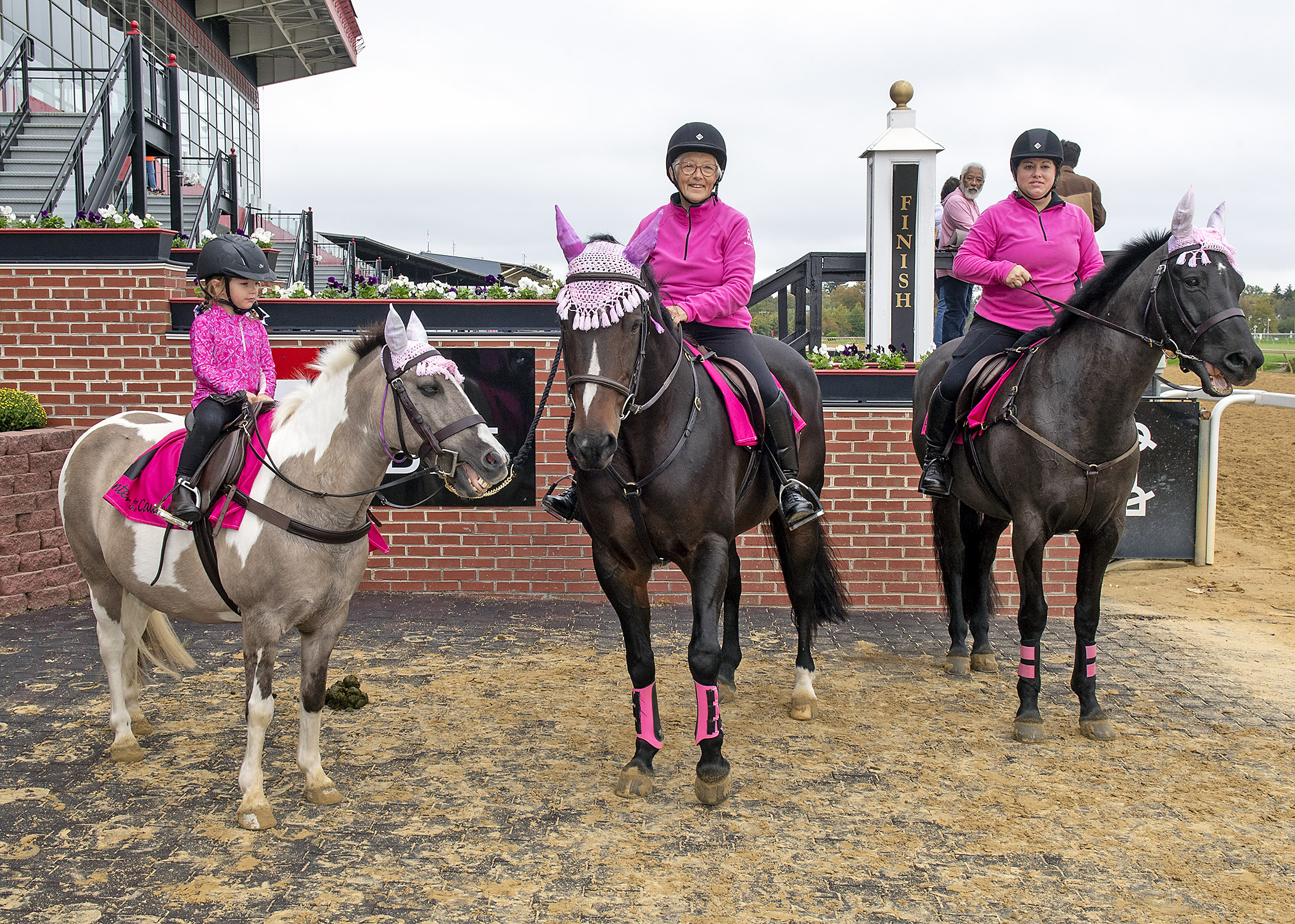 Pimlico Hosts Canter For a Cause