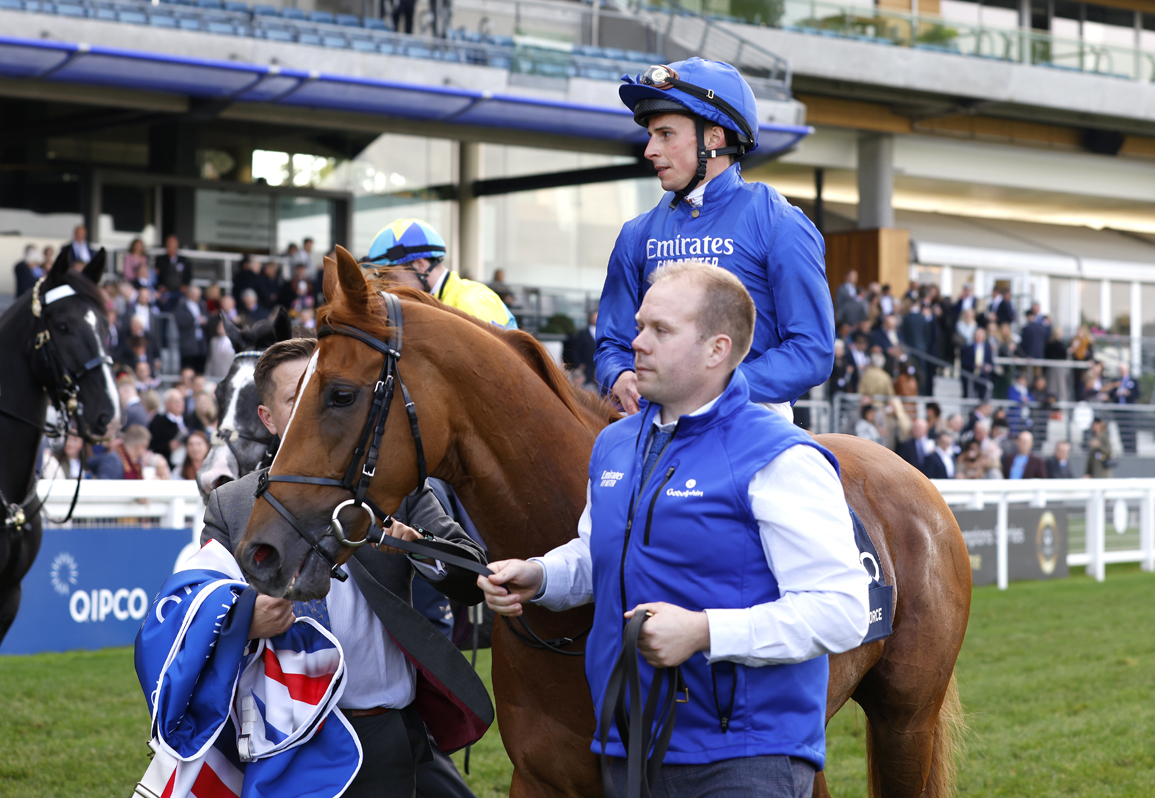 Godolphin Wins 14th Owner Title