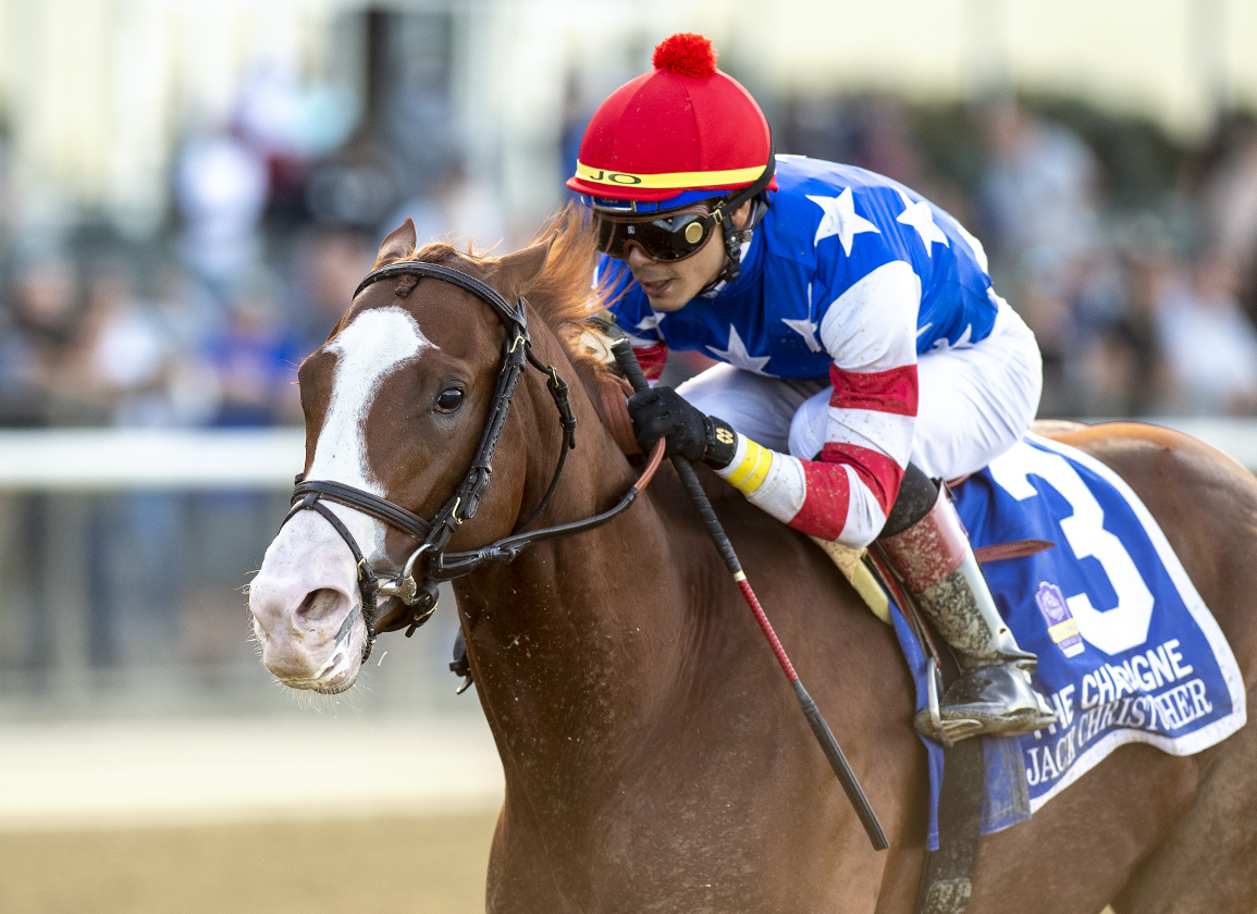 Munnings Colt Best of Strong Bunch in Champagne